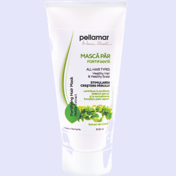 Mask for Hair Growth With Nettle Extract
