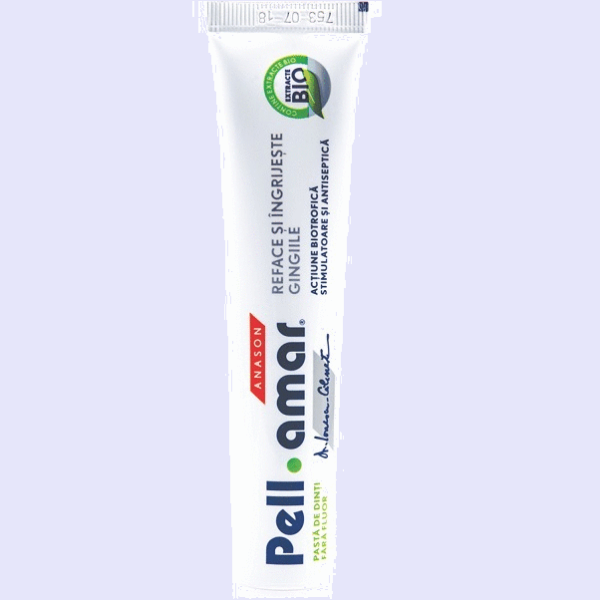 Toothpaste anise